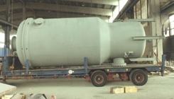 Pressure vessel in accordance with AD regulations